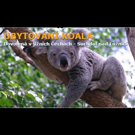 Ubytování KOALA